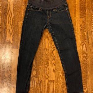 Gap Maternity Demi Panel True Skinny Jeans
